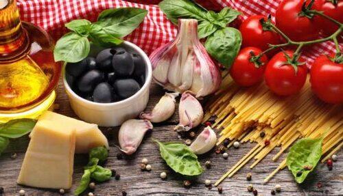رژیم غذایی ایتالیایی
