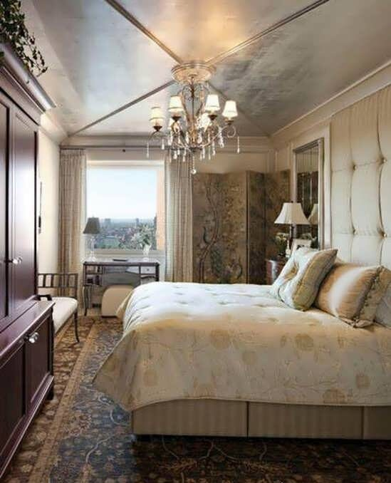 تزیین سقف اتاق خواب