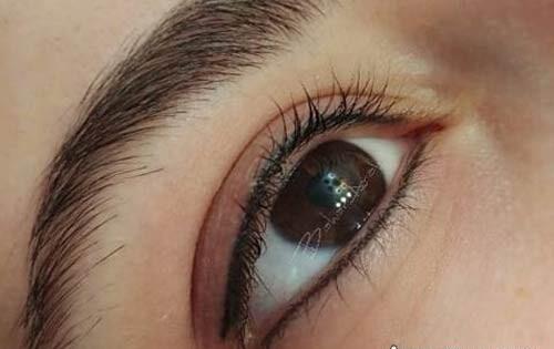 مدل تاتو خط چشم زنانه و دخترانه