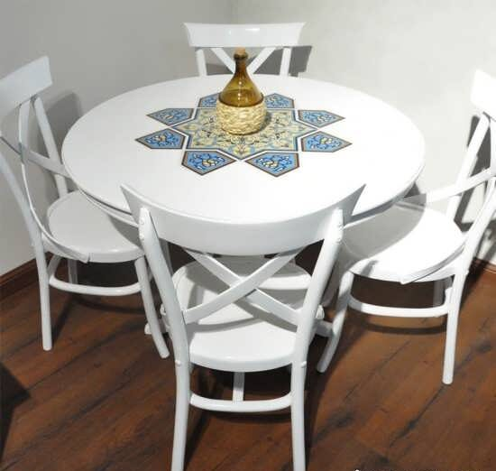 Photo of مدل میز ناهارخوری چهار نفره + تصاویری از طرح های خاص و جذاب میز 4 نفره
