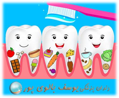 Photo of مواد غذایی آسیب زننده به دندان