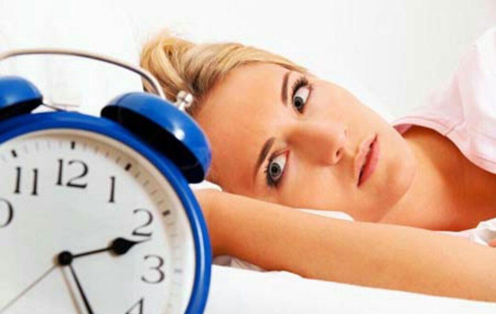 کاهش میزان خواب