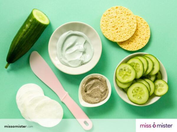 مهمترین مراقبتهای پوستی: استفاده از اسکراب صورت و بدن و پنهای شستشو