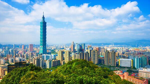 مکان های دیدنی تایوان