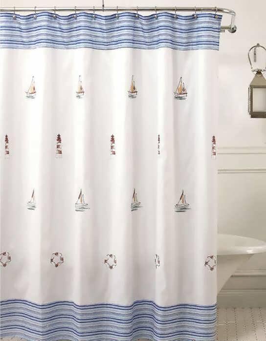 مدل پرده حمام