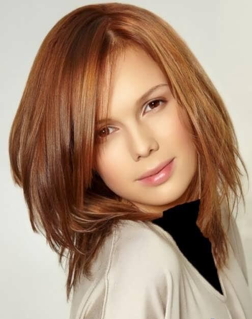رنگ موی دخترانه پرطرفدار