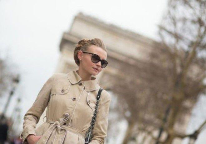مدل موی مصری فرانسوی