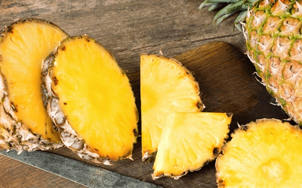 ماسک آناناس برای زیبایی پوست
