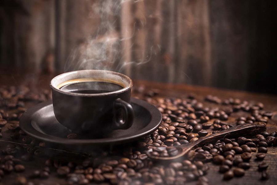 میزان مجاز مصرف قهوه