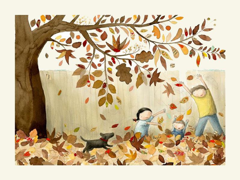 شعر با موضوع پاییز