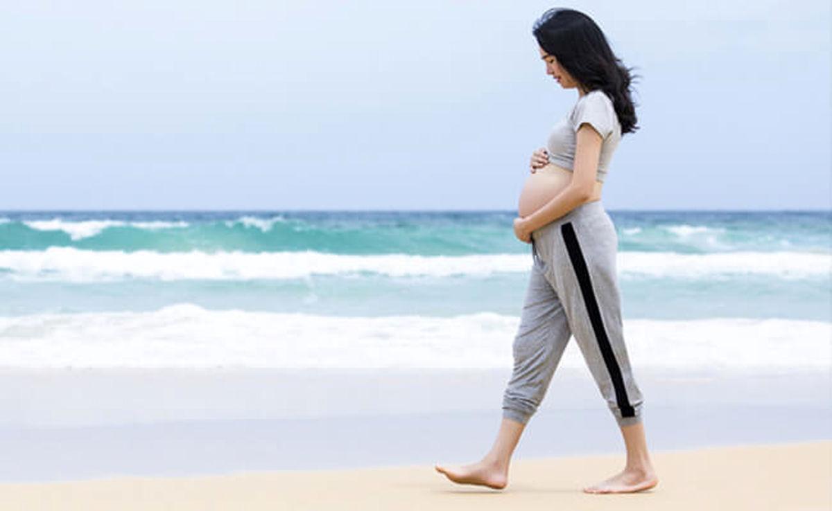اصول پیاده روی در دوران بارداری و نکاتی که برای حفظ سلامت باید بدانید
