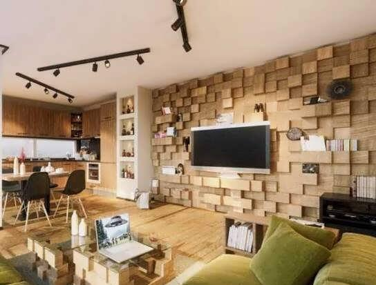 تزیین خانه با سنگ