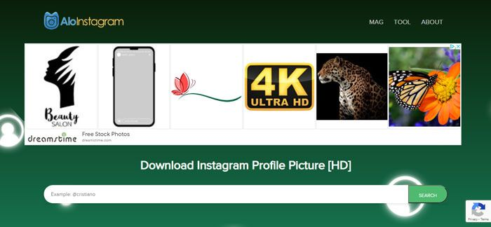 آسانترین روش دانلود عکس پروفایل HD فول سایز اینستاگرام