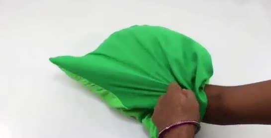 آموزش دوخت فرشینه برگ زیبا
