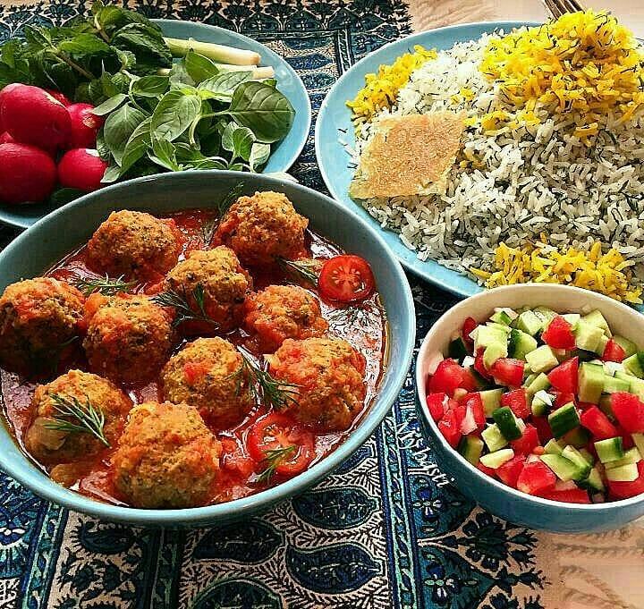 طرز تهیه قیمه ریزه، خوش بسیار خوشمزه ایرانی با نکاتی خاص