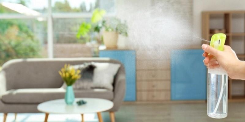 بهترین روشهای از بین بردن بوی بد و نامطبوع در خانه