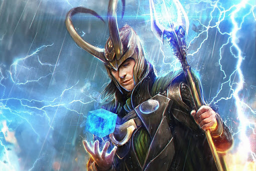 سریال لوکی Loki