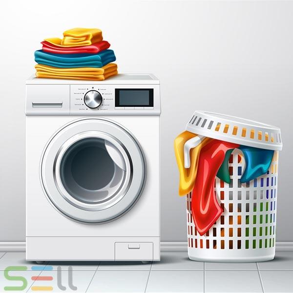 قیمت ماشین لباسشویی