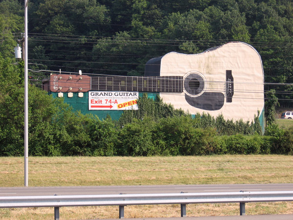 موزه گیتار