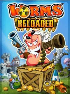 بازی بسیار زیبا و معروف Worms Reloaded به صورت جاوا