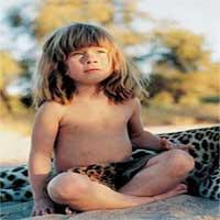 دختری که با حیوانات زندگی می کند +تصاویر