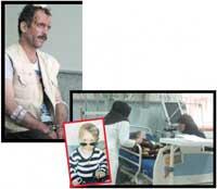 پوریای 4 ساله با وجود اصابت 14 ضربه چاقوی پدر جنایتکار ؛ زنده ماند