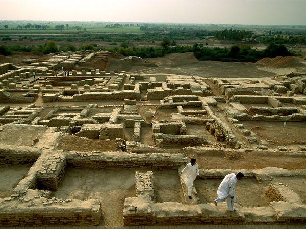 موهنجو دارو – پاکستان