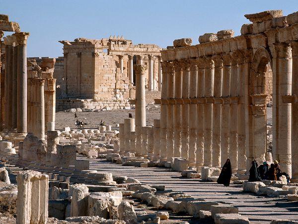 پالمیرا – سوریه
