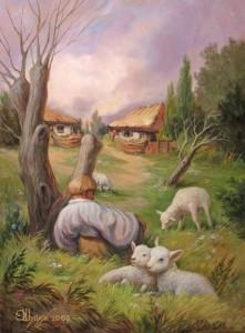 نقاشی های عجیب