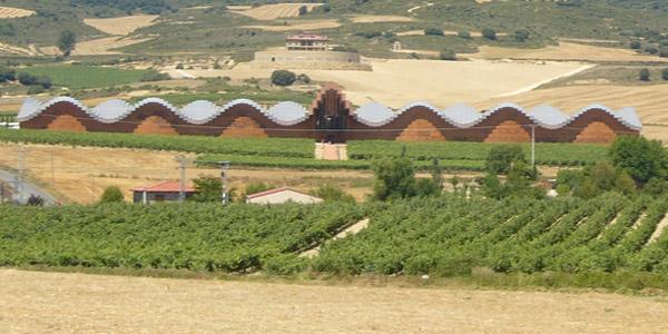 انبار شراب اسپانیا