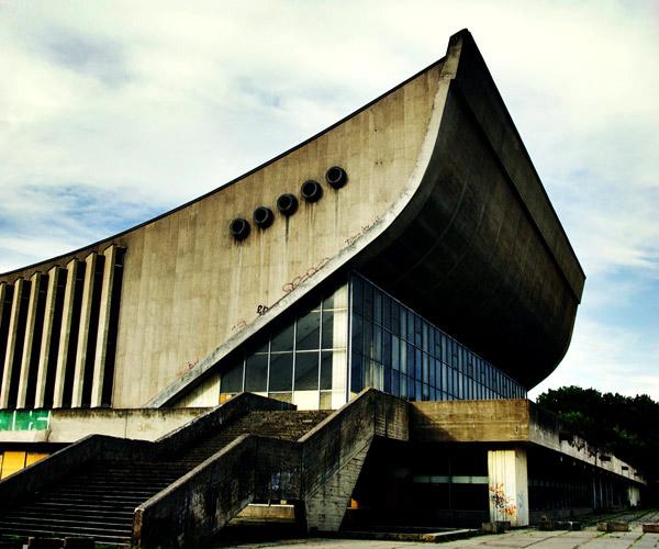 عمارت ورزشی لیتوانی