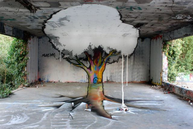 هنرهای خیابانی