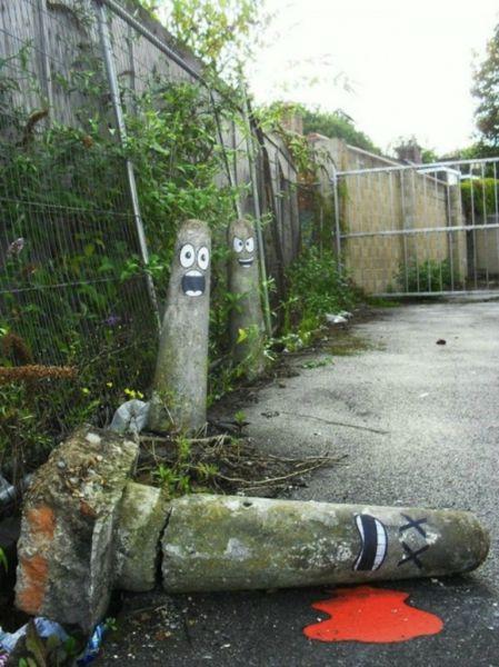 هنرهای خیابانی در سال 2011