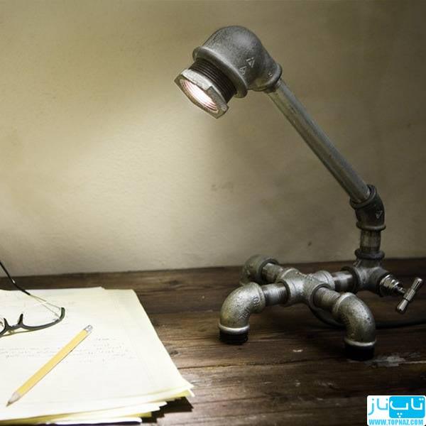 چراغ ها و لامپ های عجیب