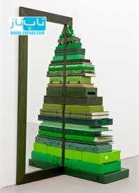 تصاویری جالب از درخت کریسمس های غیرعادی و عجیب