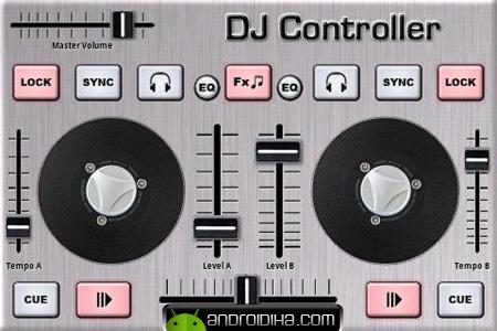ویرایش آهنگ ها با DJ Control v1.7 در آندروید