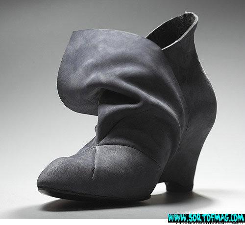 عجیب ترین مدل های کفش زنانه