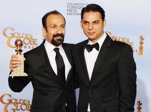 «جدایی نادر از سیمین» برنده جایزه گلدن گلوب شد