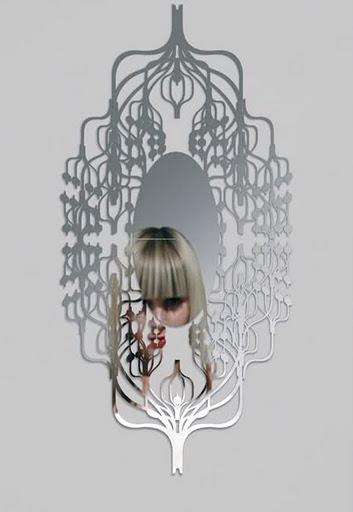 آیینه هایی غیرمعمولی بسیار زیبا
