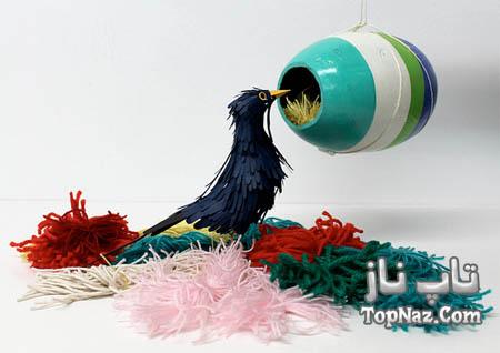 پرندگان کاغذی