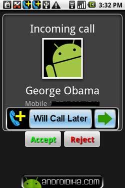 منشی تلفن با PhonePlus Callback v2.6.2.2.8