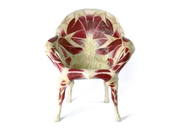 صندلی های مدرن که بسیار خلاقانه طراحی شده اند