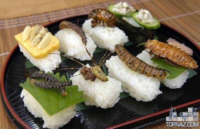 چندش آورترین رستوران در ژاپن