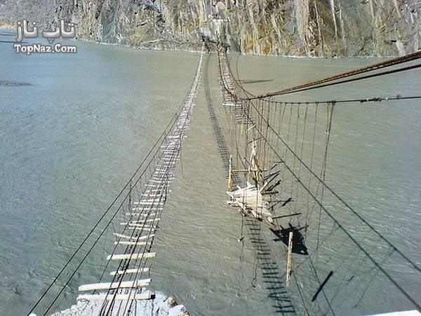 خطرناک ترین و دلهره آورترین پل های دنیا