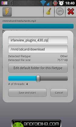 دانلود سریعتر با FasterDownloads v1.6 آندروید