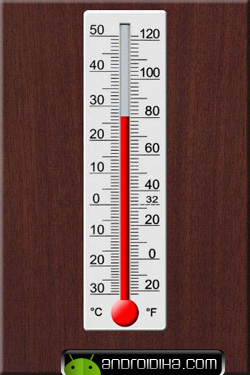 دماسنج Thermometer v1.2 آندروید