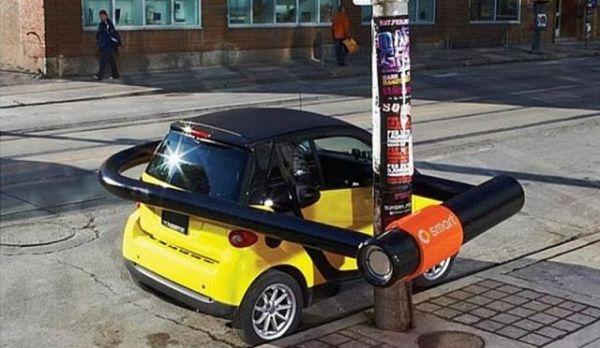 تبلیغات بسیار جالب و خلاقانه خیابانی