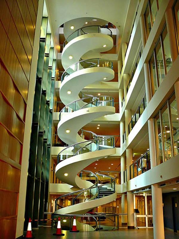 پله هایی شگفت انگیز و زیبا