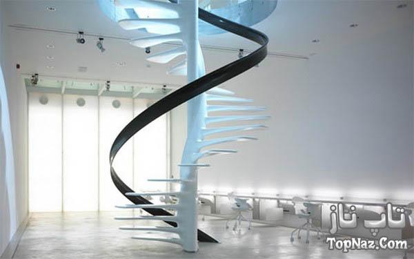 تصاویری از پله هایی شگفت انگیز و زیبا