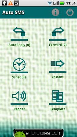ارسال Sms خودکار با Auto SMS (NoAds) v3.0.0  برای آندروید